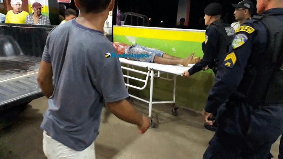 Policiais confundem carteira porta-cédulas com arma e atiram em jovem embriagado, na Capital