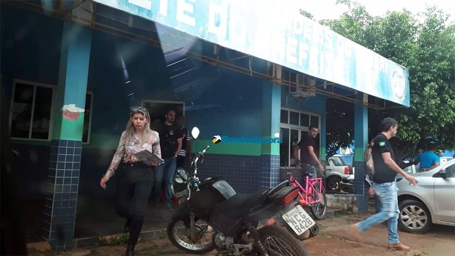Polícia Civil realiza busca e apreensão na Prefeitura de Candeias