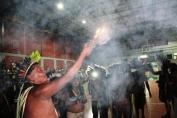Atletas de 12 aldeias participam dos primeiros Jogos Indígenas de Rondônia